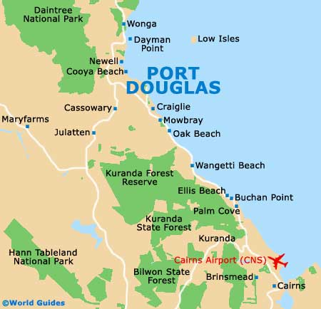 port_douglas_map